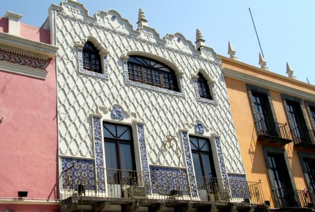Ажурные фасады