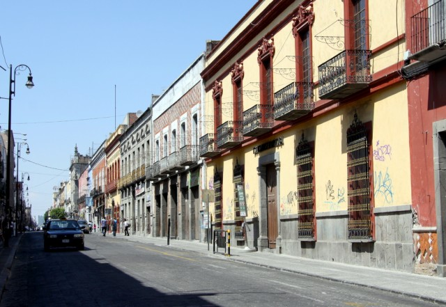 Город был построен на голом месте испанцами – чисто европейское произведение