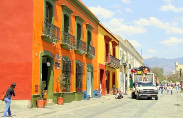 Военные баталии и разрушительные землетрясения обошли красивейший город стороной
