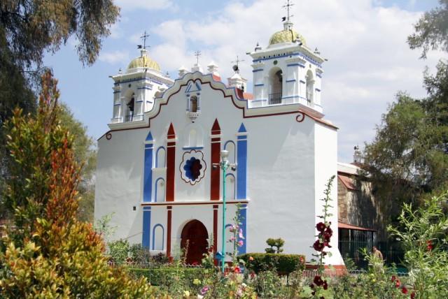 Веселенькая церквушка