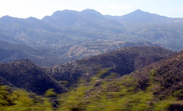 До Теуантепека - 250 км
