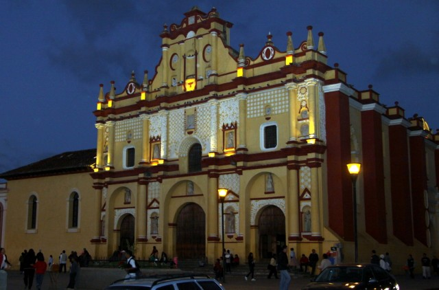 Монастырь Санто-Доминго