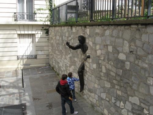 хождение через стену