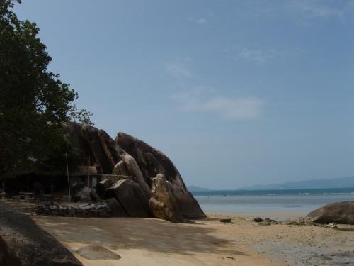 пляж Пангана