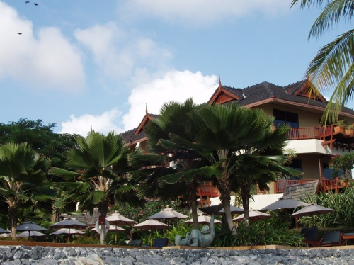 Бопхут (отель на пляже)