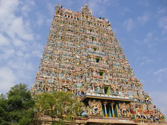 Мадураи, храм 1