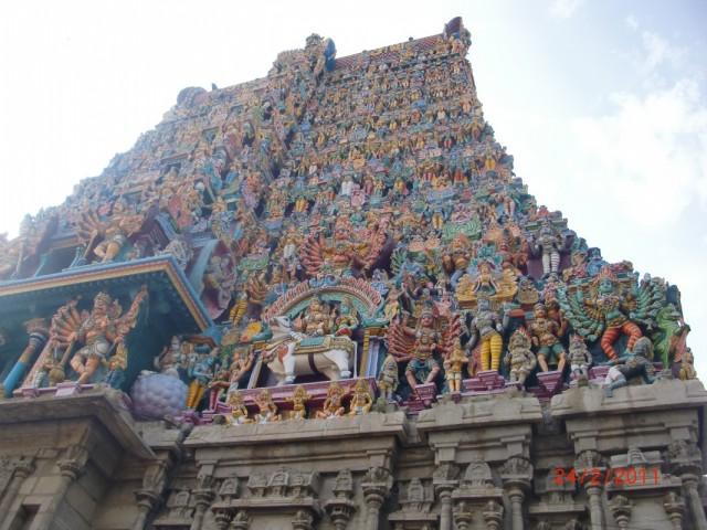 Мадураи, храм 2