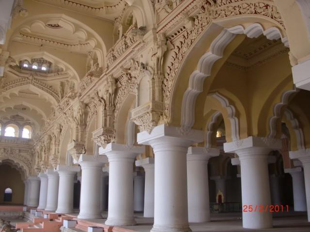 Дворец наяка внутри 3
