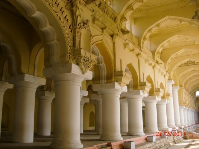 Дворец наяка внутри 4