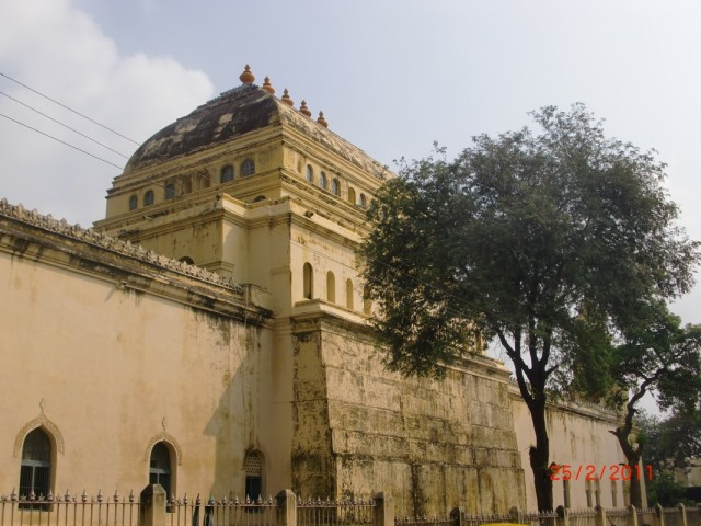 Дворец правителя-наяка