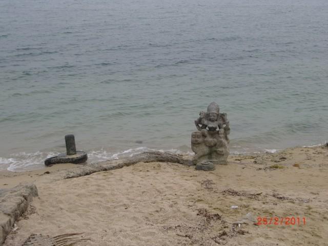 Рамешварам, на берегу 1