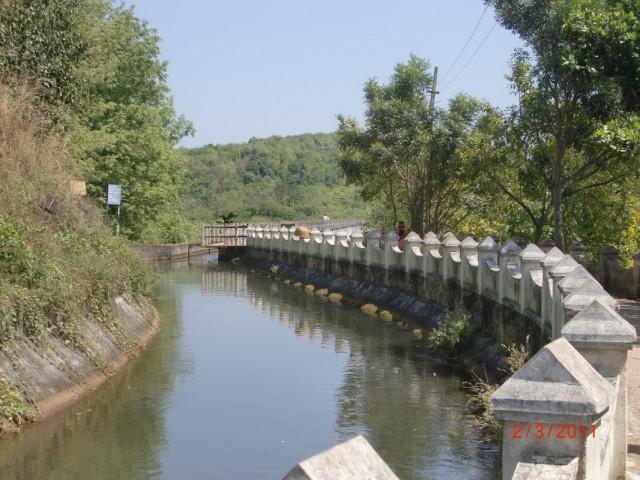 Тируветару, мост-акведук 1