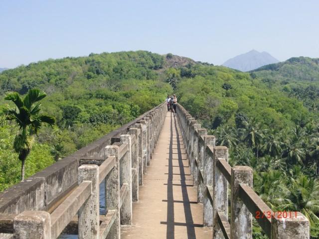 Тируветару, мост-акведук 3