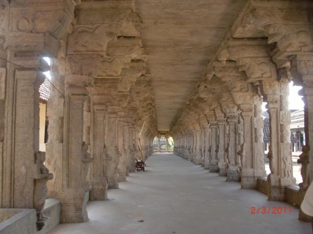 Храм Вишну - покой и простор