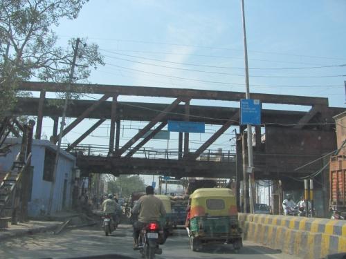 Самый старый мосто в Агре