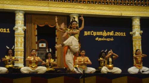 Чидамбарам 2011