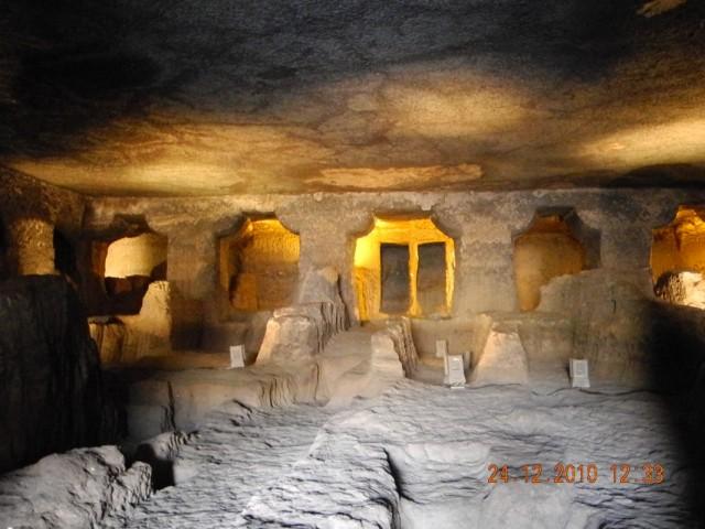 пещера в Эллоре