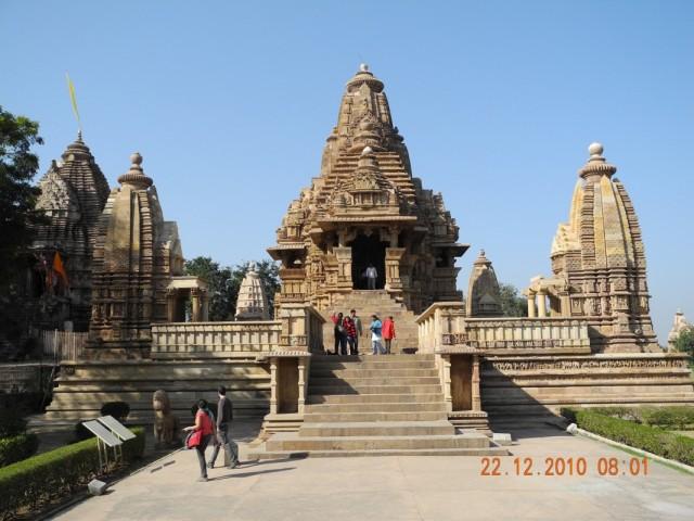 Кхаджурахо,западная группа храмов