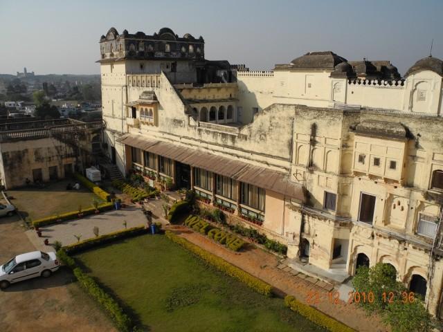 вид с дворца,сфоткана гостиница в самом дворце,стоит от 2000 в сутки