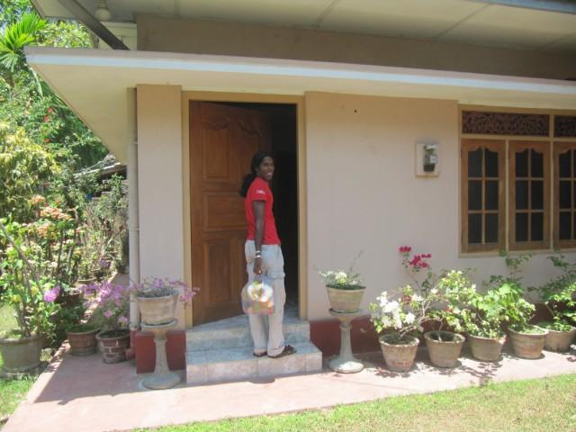 мой второй дом