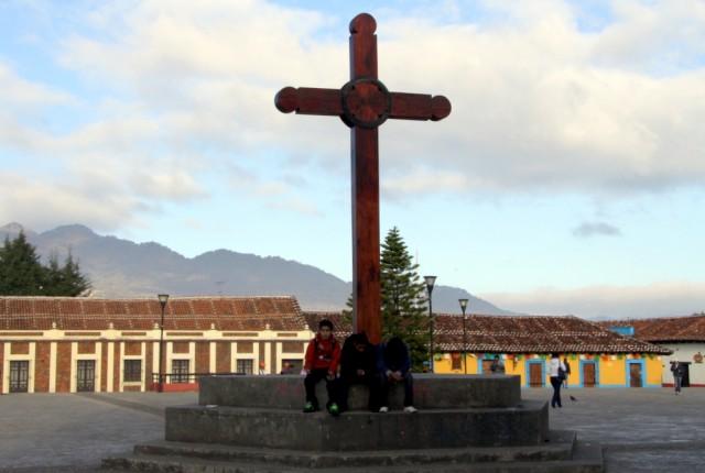 Утренний крест