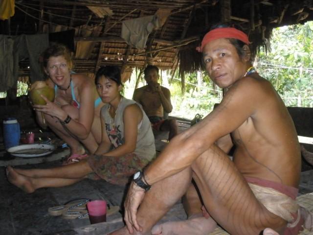 шаман со 2 го клана