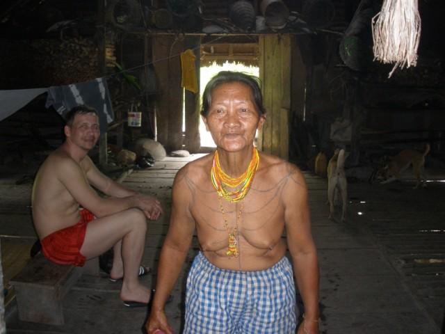 жена шамана