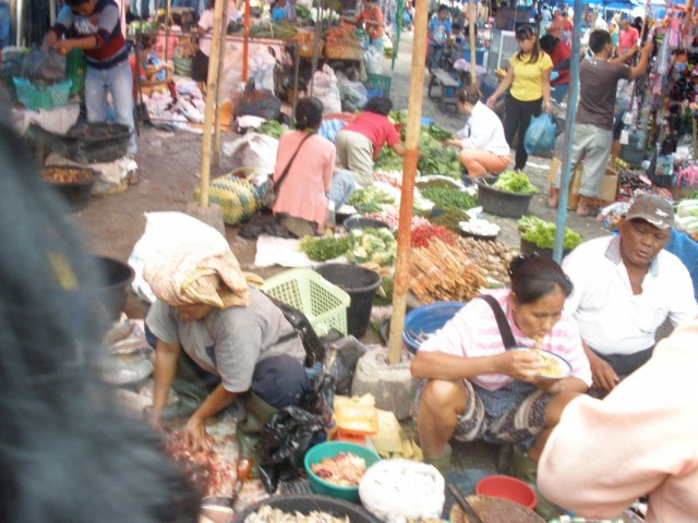 рынок в Берестаги