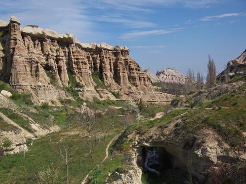 Голубиная долина (pigeon valley)