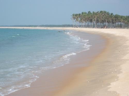 пляжи очень красивые