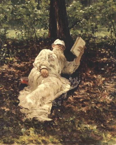 Лев Николаич