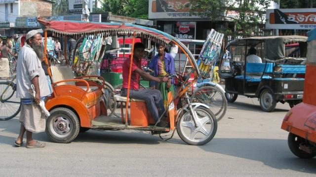 электро - рикши