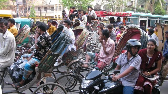 Снова Дака