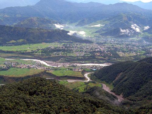 Покхара с Сарангхота