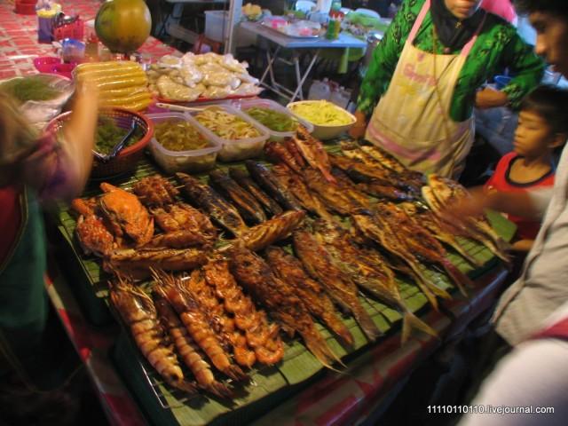 Рыбный рынок - очень вкусно и недорого