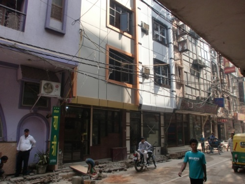 Arakashan Road. март 2010