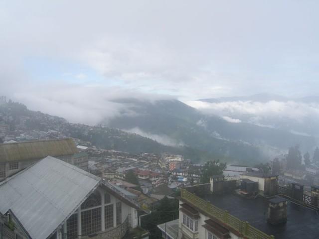 Туманный Дарджилинг в сентябре