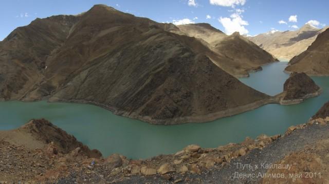 Великолепие озера Ямдрок Тсо