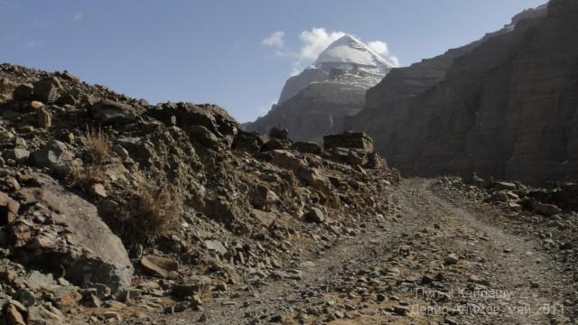 Путь к Кайлашу - дорога к монастырю Чуку