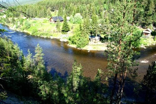 река Колвица.