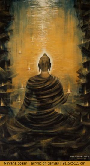 Будда. Океан Нирваны.