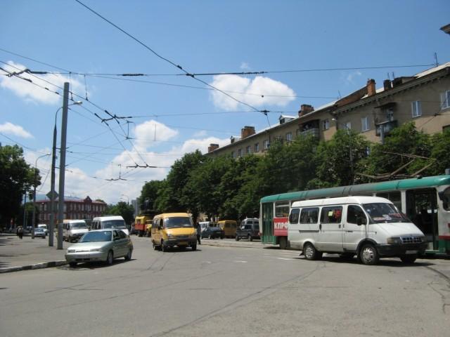 Владикавказские улицы