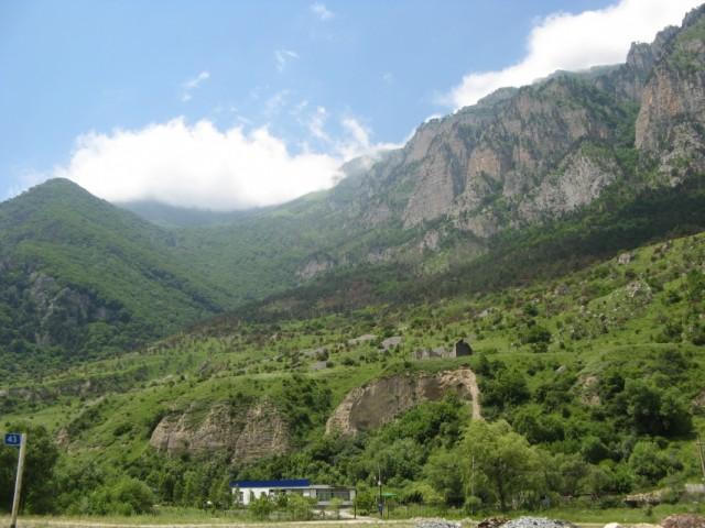 Алагирское ущелье