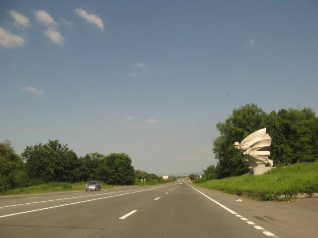 На трассе между Владикавказом и Ардоном