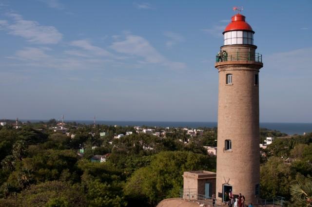 маяк в Махабалипураме