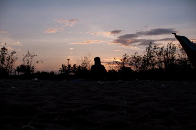Садху Джек.Вечерняя медитация