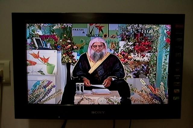 peace tv^)