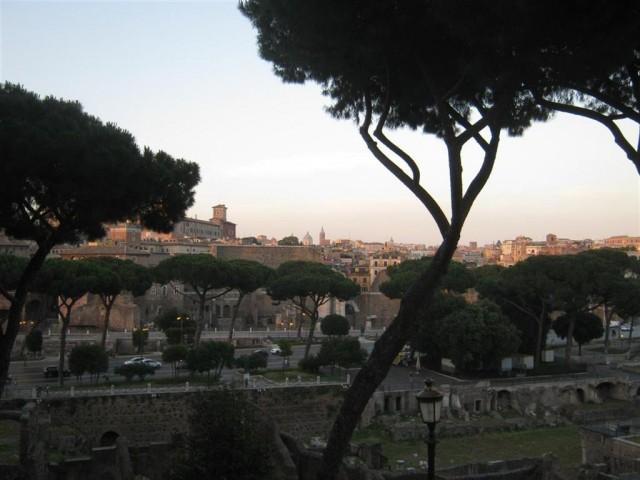 Любимое счастливое место в Риме
