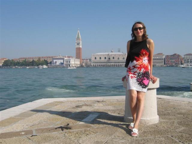 Миг счастья в Венеции - самом романтически страстном, необычном, очень красивом городе планеты