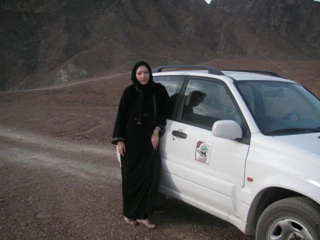 На границе с Оманом